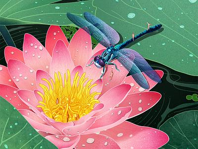 Why Mortality Makes Us Free death mortality philosophy nature science design illustrator editorial illustration editorial procreate art procreate illustration digital