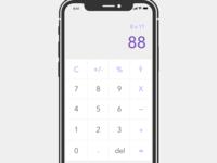 Day 4 - Calculator