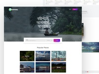 A directory listing landing page for Barisa city