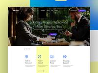 Payment Gateway Website.