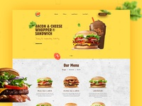 A little concept for burger king
