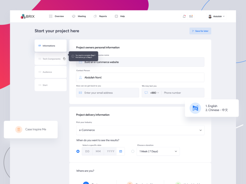 Job Posting Process User Experience Design By Abdullah Noman On Dribbble