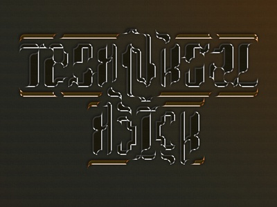 Technical Hitch Logo 2