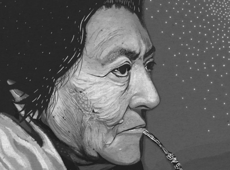 old woman character digital 2d artwork background art characterdesign pixel digital art digitalillustration illustration design
