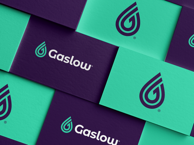 Business Card / Identidad Visual - Gaslow - proyecto 2.019 branding visual identity business card
