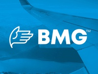 BMG aviation consulting —  Identidad Visual.
