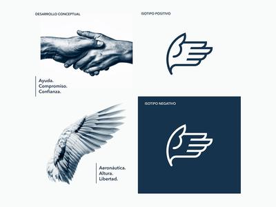 BMG aviation consulting —  Identidad Visual.