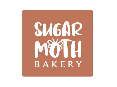 Sugar Moth Bakery Logo