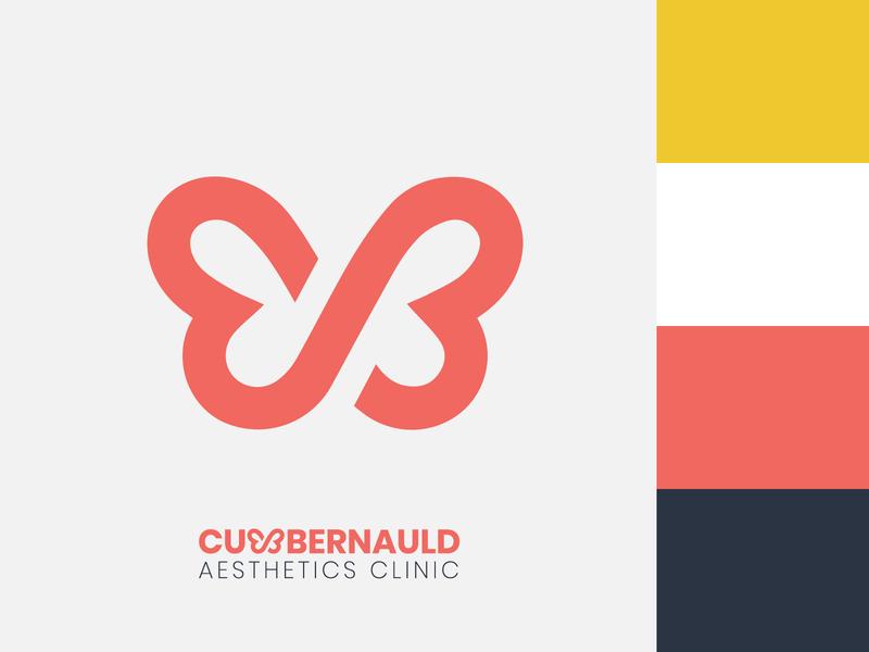 Cumbernauld Aesthetics Branding vector typography type icon art minimal flat design branding logo