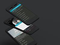 Leadership Training Portal - Mobile Version