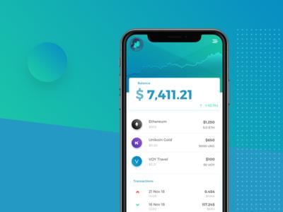 CC Wallet Update
