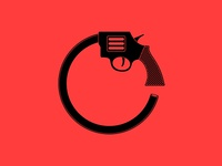 circle - gun