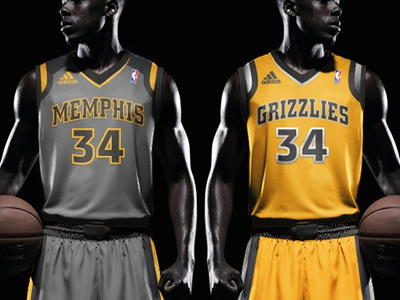 the latest 89e87 4fe91 Memphis Grizzlies - jersey concepts by Daniel Otters on Dribbble