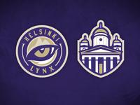 Helsinki Lynx - Secondary logos