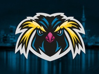 Auckland Rockhoppers - Primary logo