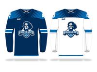 Highlander Lüdenscheid - 2016 Jersey Concept