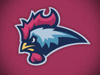 Rooster Sportslogo Concept - Vector