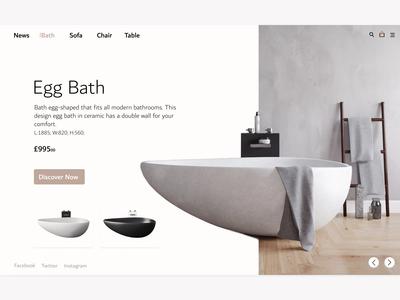 Egg Bath
