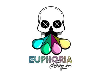 Logo for Euphoria Clothing Inc.