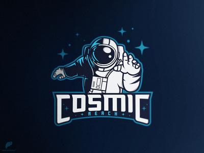 Cosmic Reach Logo Project