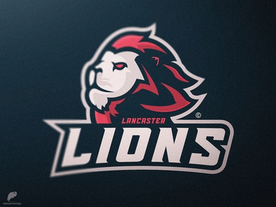 Lion Mascot Logo Project