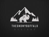 TheSnowyBuffalo Brand Identity Refresh