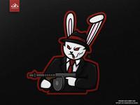 Premade 'Mafia Rabbit' Logo