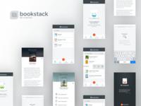 Bookstack Screens