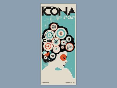 Poster Icona Pop