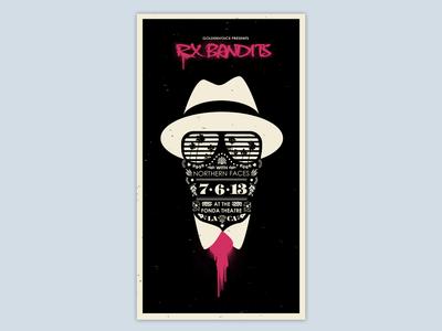 Poster Rx Bandits