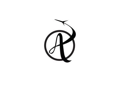 Logo Aaron & Anna Wedding
