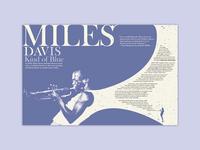 Miles Davis Spread