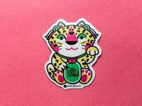 Maneki neko jaguar