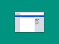 Web Design Icon - Take 2