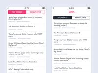 News - iOS