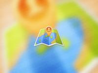 Stupid Map - Icon/Logo
