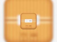 Carton iOS Icon - Update carton box ios iphone icon galaxicons