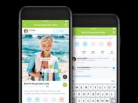 Post View - Tagillion iOS App
