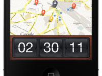 Flipclock Timer iOS