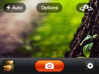 Camera App for iOS