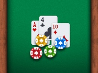 Poker Game Elements - iOS