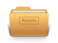 Reports Icon - Wave Apps