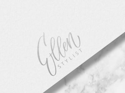 Ellen-logo for stylisst