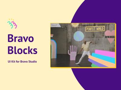 Bravo Blocks 👏