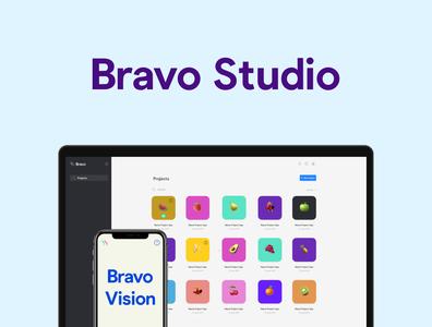 Bravo Studio x Bravo Vision