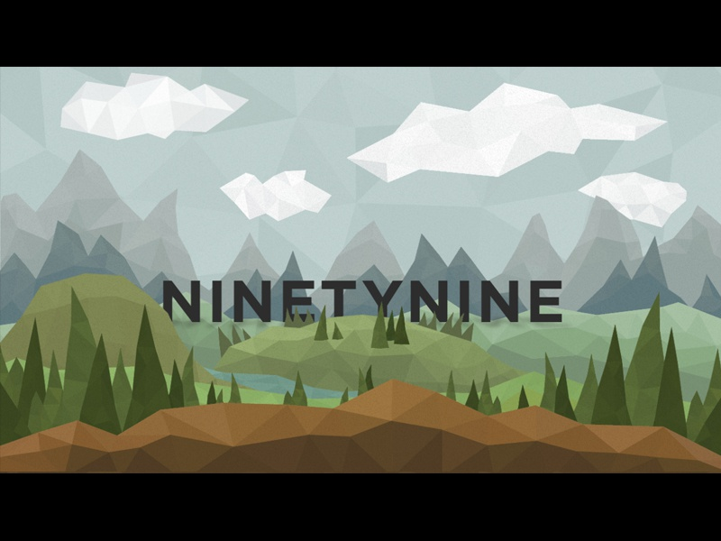 Ninetynine - Animation, Shortfilm graphic film animation motion design illustration minions monster poly look after effects motion design animated