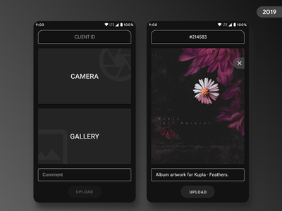 Terravision material design app android