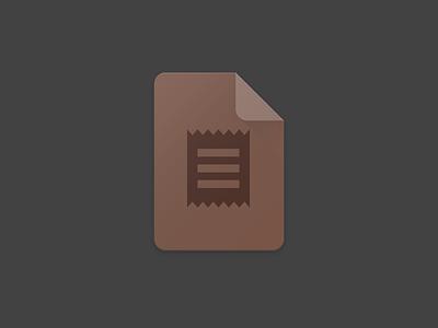 Movie Ticket Icon icon document ticket material design movie
