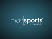 mavsports logo