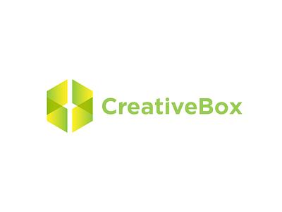 CreativeBox design branding logo